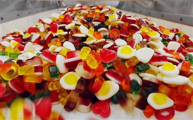 Why Children's Party Bag Sweets and Treats Get Our Vote